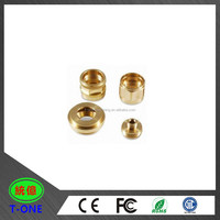 Agricultural machinery mini tractors CNC precision OEM brass parts