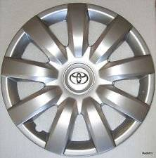 """SET OF 4 NEW hubcap fits Toyota Camry 15"""" Rim Wheel Cover 2000 - 2012 Wheelcover Camery"""