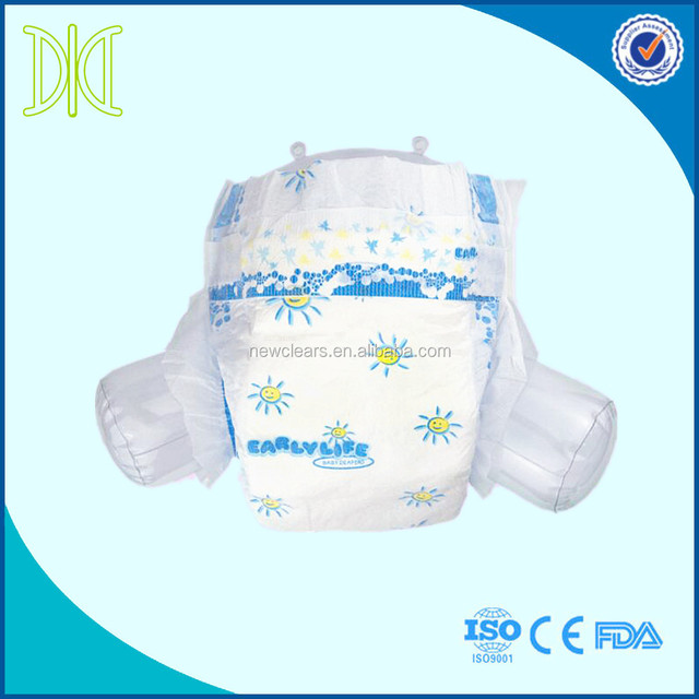 Vestidos de bebe winny paper diaper baby diaper manufacturers in china