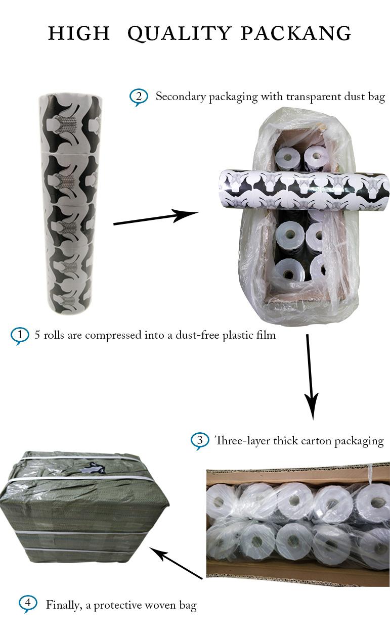 เล็บใช้งานง่าย PVC เล็บส่วนตัวป้ายสไตล์ใหม่เล็บ