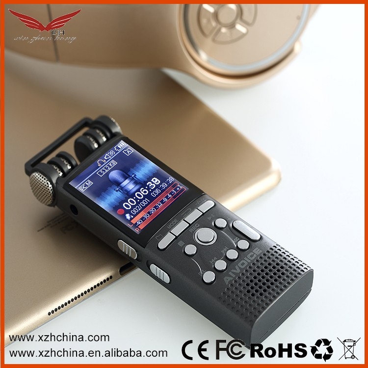 R77 Factory High Quality Digital Voice Recorder with hearing-aid function