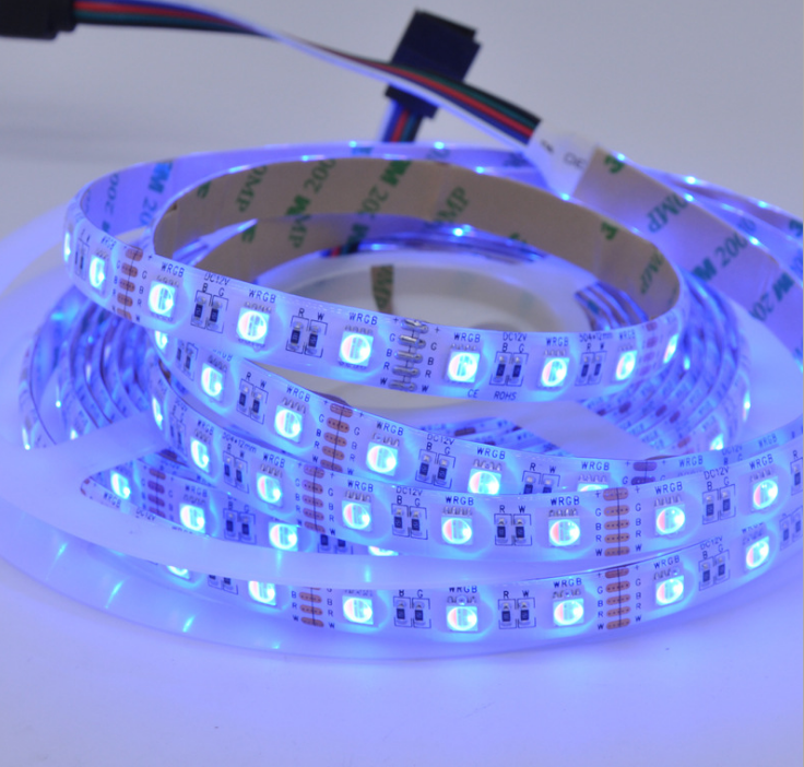 14.4w mobile APP control 2m color changeable Wifi luces led strip