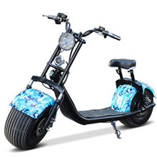 EEC/CE APPROVED 2000W ELECTRIC SCOOTER CITYCOCO with FAT TIRES for ADULT at nice price