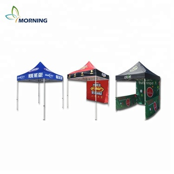 10x10 wholesale custom printed aluminium folding pop up event marquee canopy tent