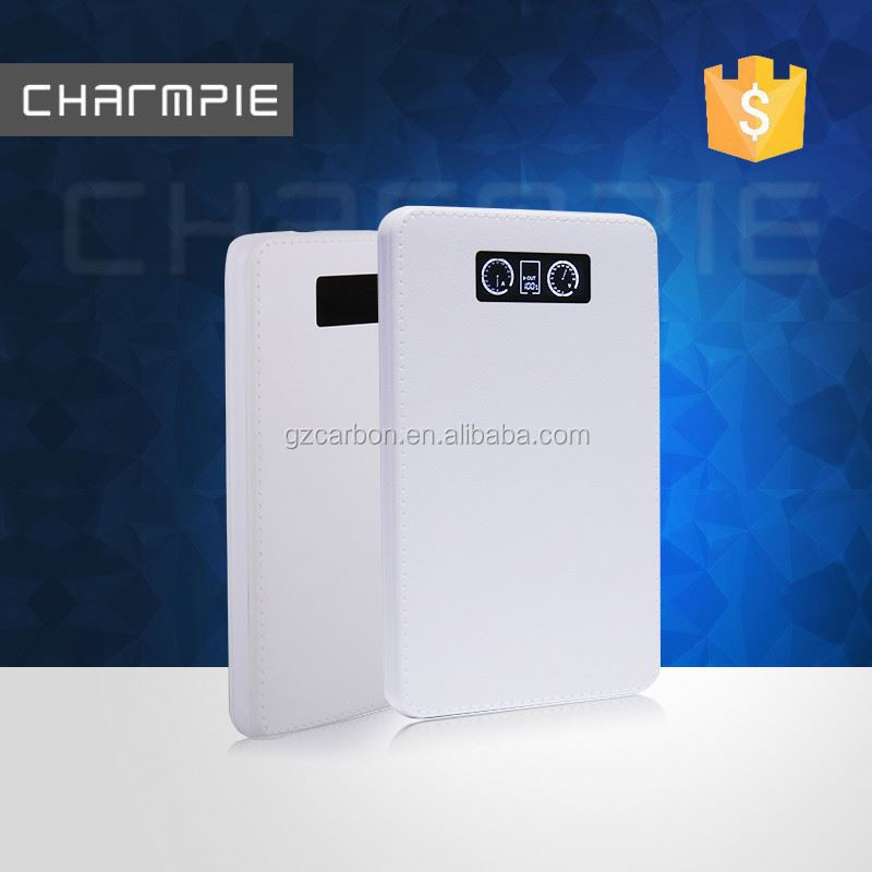 cell phone external battery/outdoor power lift portable generator with led screen power bank 20000mah