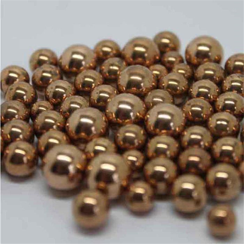 "4"" copper ball with hole hollow copper balls copper float ball 20mm 30mm"