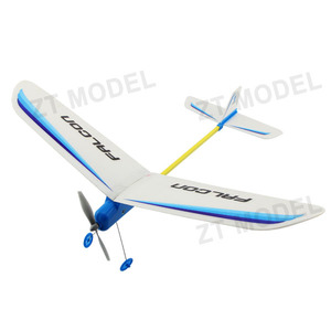Free Flight Electric Airplane Models