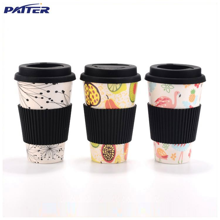 High Quality factory supply eco style bamboo mug