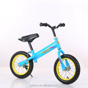 Manufacture hot sale no pedal kids balance bike for exercise balance