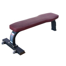 Health life commercial gym equipment/Indoor fitness equipment/exercise machine Flat bench