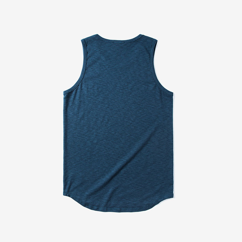 Wholesale fitness muscle gym custom tank top men