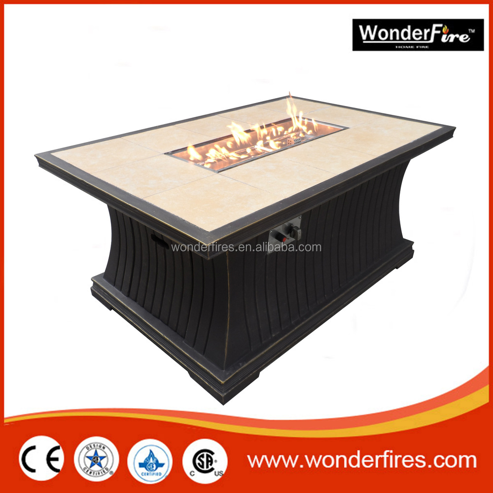 Feuergrube Tischterrasse Heizungfeuer Glaskugelhahn Buy Feuerstelle,Terrasse Feuerstelle,Outdoor heizgerät Product on