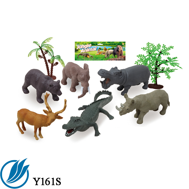 Educational Toys Animals, Insects Intellective Cute Cat Animal Model Figurine Model Ornament Toys Decoration Kids Gaming Toys