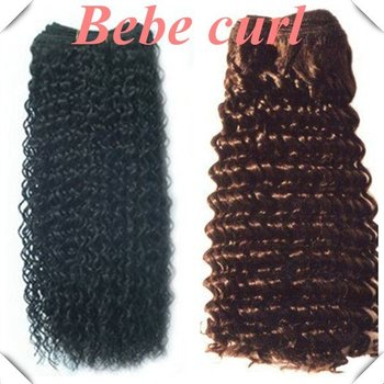 Perfect Afro Curly Hair Bebe Curl 100g\/pcs - Buy Afro Curly Hair,Hair ...