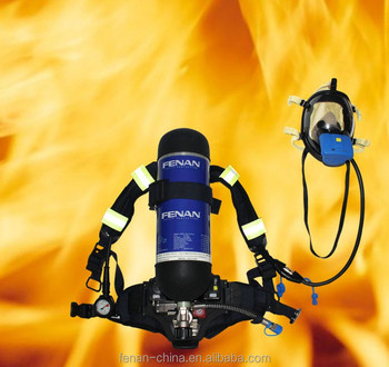 Compressed Air Breathing Apparatus China Similar Scott Firefighter SCBA