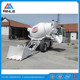 1 M3 automatic mini concrete mixer truck Factory for sale in Ghana