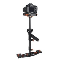 YELANGU Compact DSLR Camera Easy Installment Handle Steadycam Stabilizer For 5D2