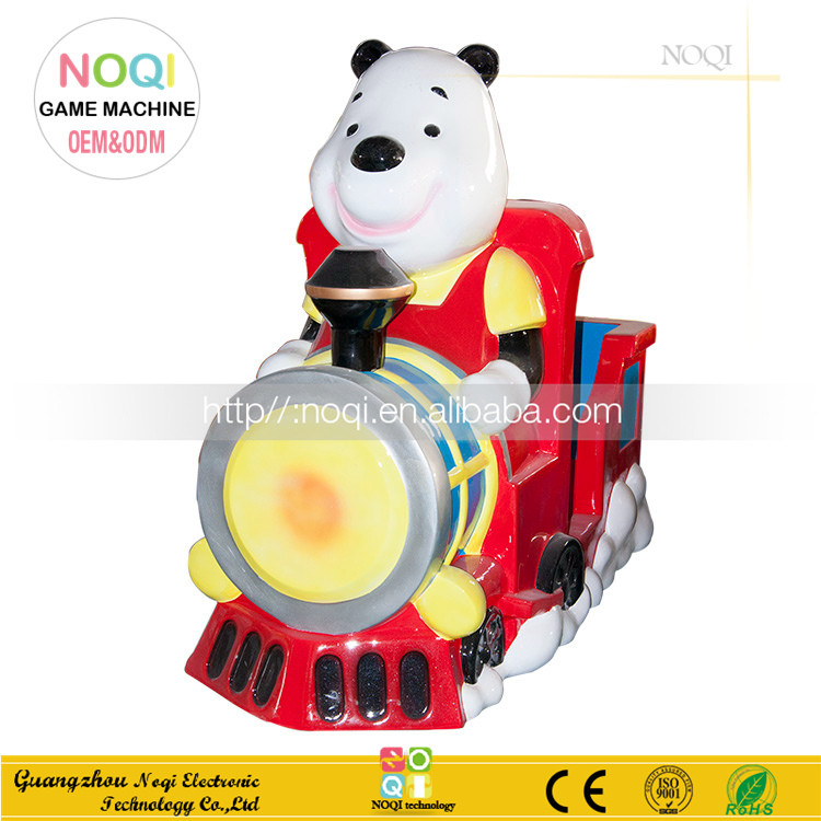 NOQI used coin operated kiddie rides amusement rides for sale