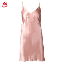 High Quality Sexy First Night Women Cami Dress Summer Ladies Nightdress