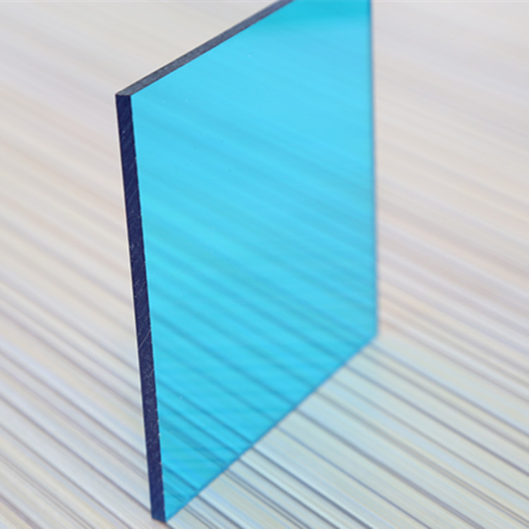 Frosted Polycarbonate Panels Colored Lexan Hollow Policarbonato ...