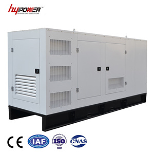300kw big power diesel generator set powered by chinese engine