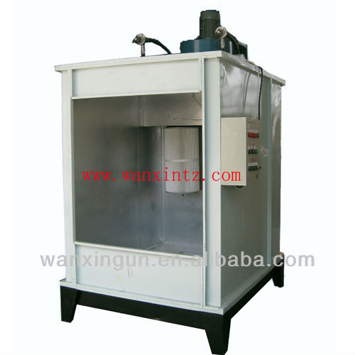 Best Price Small Mini Powder Coating Spray Booth For sale