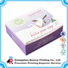 Custom packaging sweet box printing