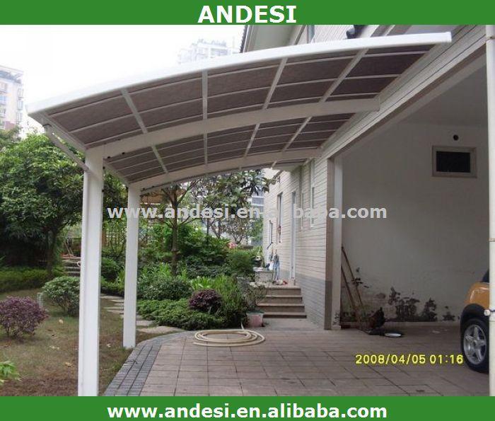 doppelkabine aluminium carport mit kunststoff dach garage dach fahrradschuppen produkt id. Black Bedroom Furniture Sets. Home Design Ideas