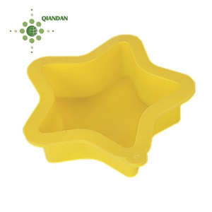 0099fc547 Star Shape Silicone Cake Mold, Star Shape Silicone Cake Mold Suppliers and  Manufacturers at Alibaba.com