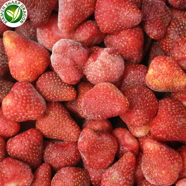 IQF Import per ton freeze fruit frozen <strong>strawberry</strong> for specifications prices