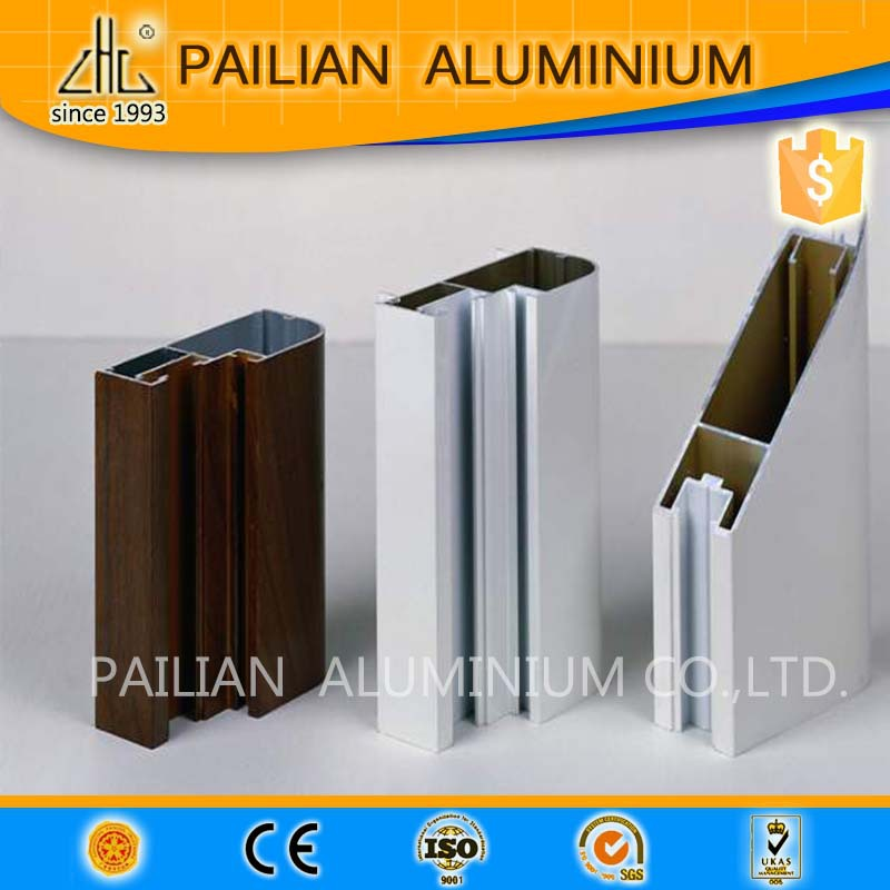 Partition door frame aluminium frame exterior glass for Aluminium window frame manufacturers