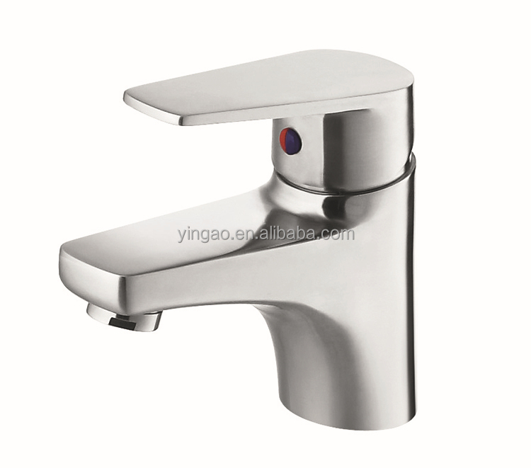 M02S Modern design brass kitchen faucet wall mount bathroom faucet