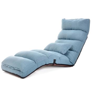 Adjustable Living Room Legless Lie Single Sofa Bed\\leisure Modern Indoor  Fabric Material Comfortable Chair Style Sofa - Buy Leisure Legless Chair ...