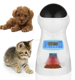 Newest APP controlled automatic dog cat food dispenser pet feeder with camera