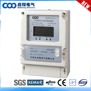 Custom Multi-Purpose 3 Phase 4 Wire Energy Meter Connection