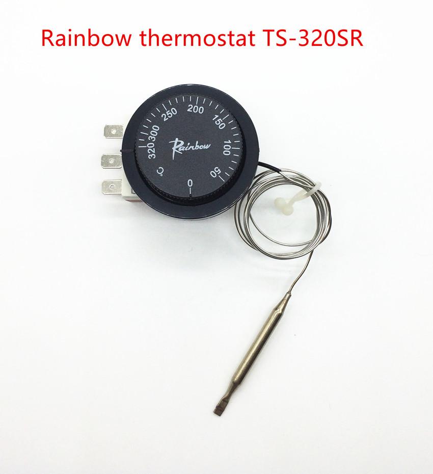 Ts 320sr Korea Rainbow Thermostat 50 320 Celsius Three