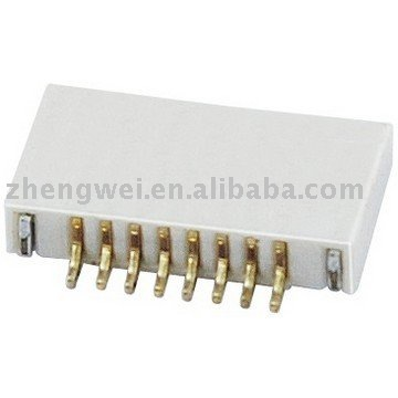 DIN terminal FFC/FPC connector series