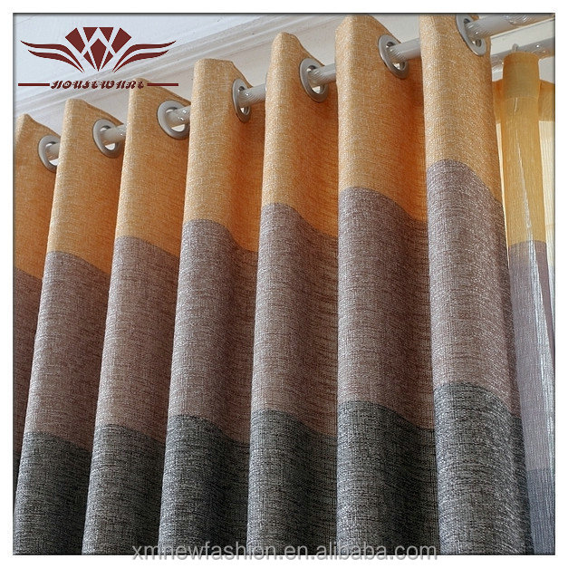 Red Faux Silk Rod Pocket Curtain,Fitting Room Curtains,Buffalo ...