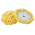 Hot Item New Style Polishing Accessories 8 inch stainless steel wool polishing pad