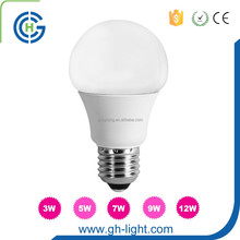 High Quality CE RoHS Approved Die casting aluminium 12w LED Light Bulb E27