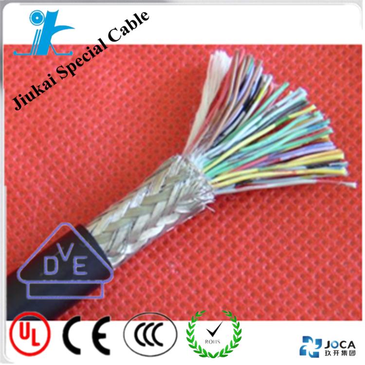 Flex kabel maschine Abschirmung geflochtene Steuerkabel FLEX-100 SY ...