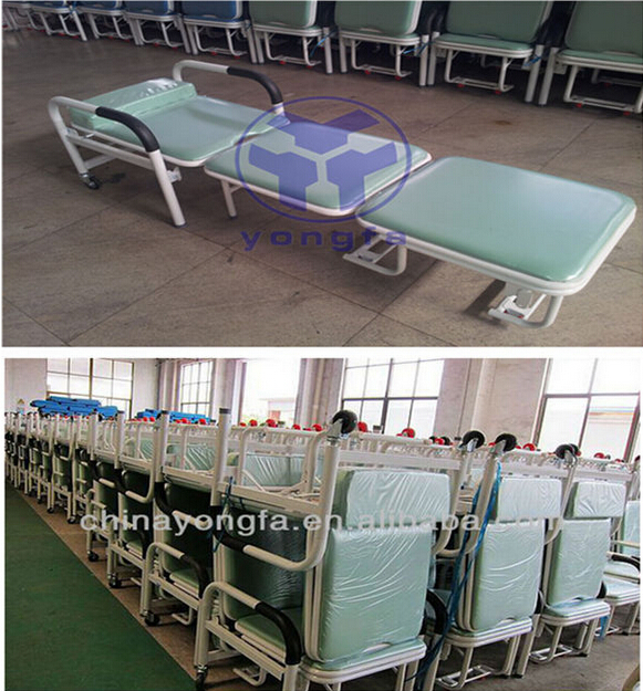 YONGFA CE FDA ISO 13485 Quality Hospital Arm Chair
