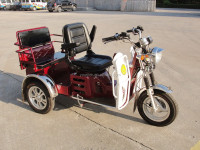 motorized 3 three wheel vehicles for disabled / handicapped