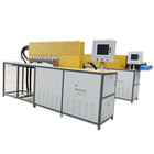 medium frequency induction heating forging machine for nuts and bolts making