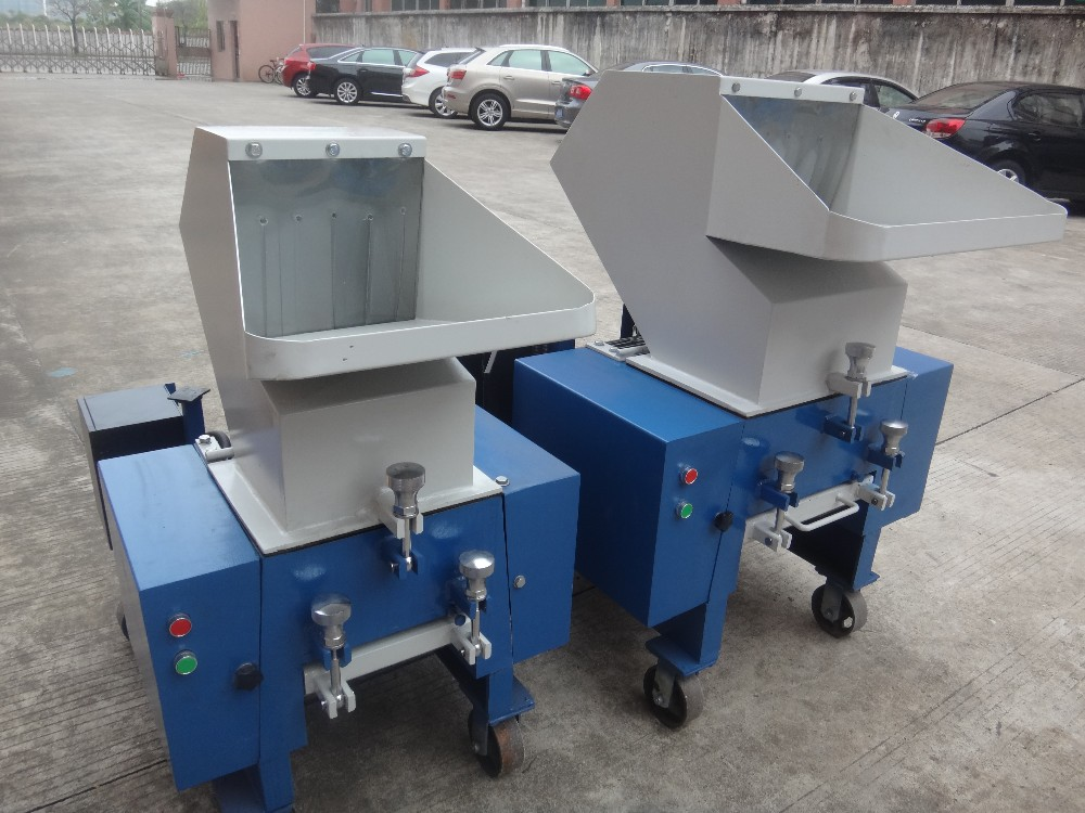 plastic  crusher picture