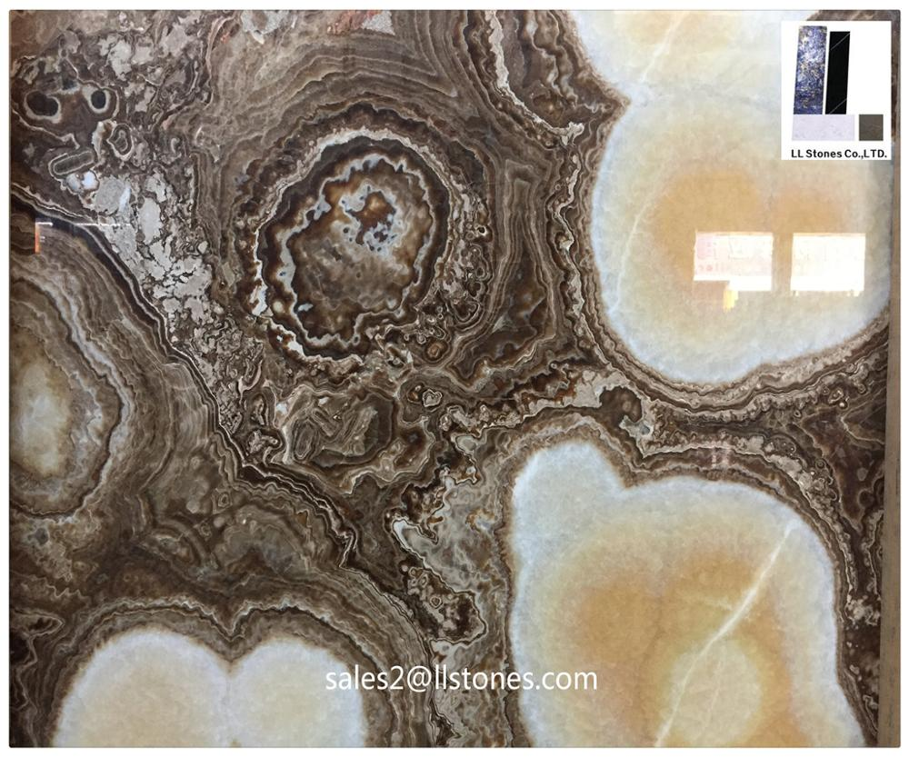 brown marble slab and white onyx stone in bookmatched mining procedure pakistan onyx slabs onyx texture