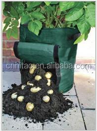 Garden Vegetable Planter Bag Waste Strawberry Grow