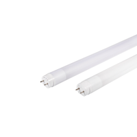 USA t8 led fixture in plastic led tube light fixture t8 4ft