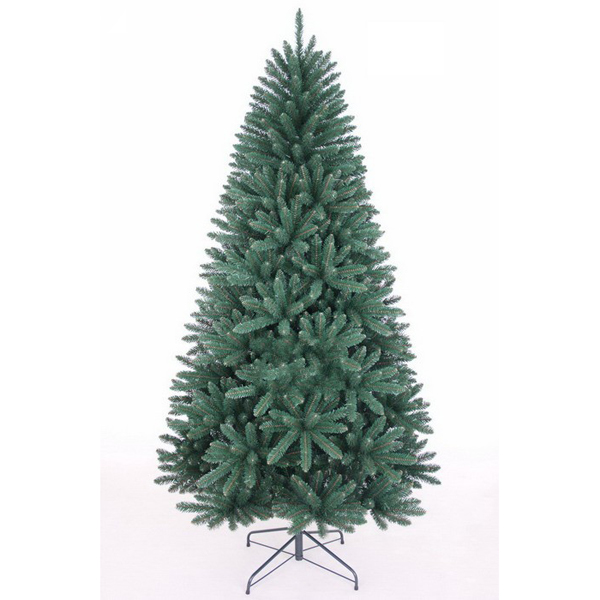 army green PVC Christmas tree made in China