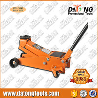 3T Car Lift Garage Hoist Steel Floor Jack